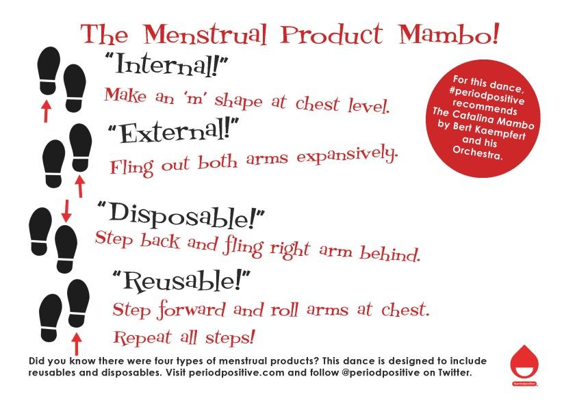 menstrual product mambo